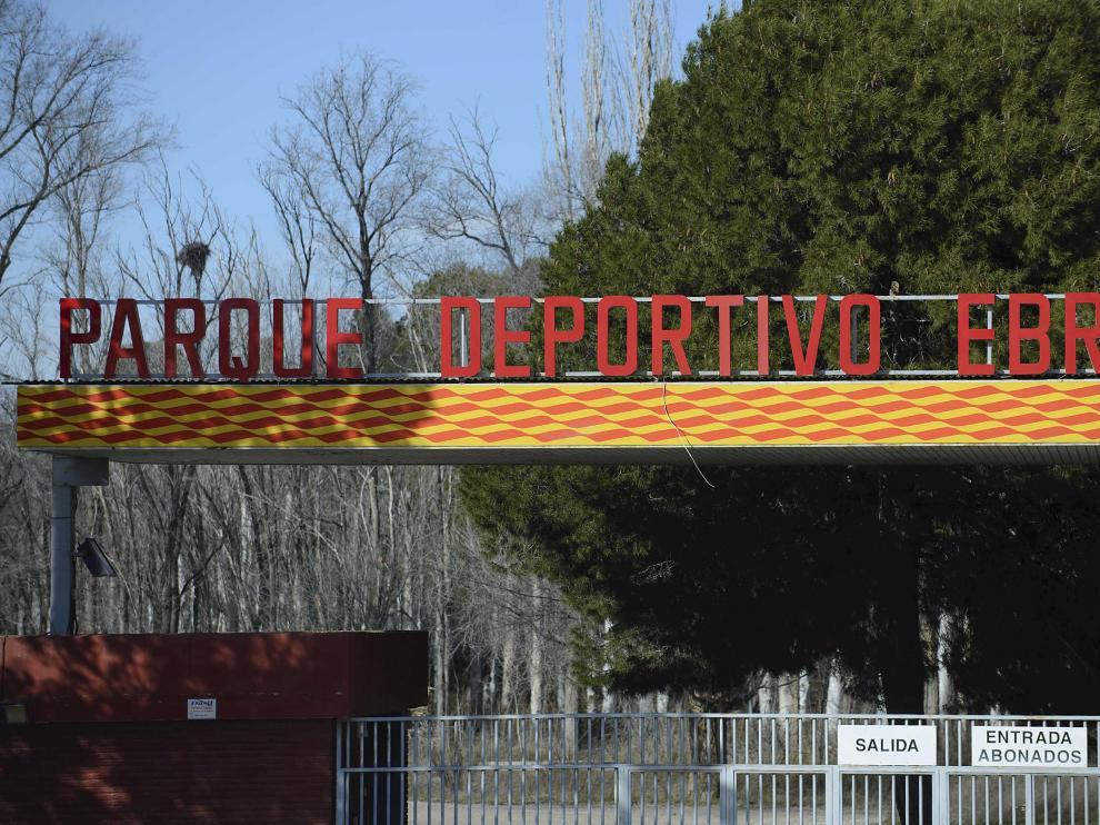 La agresión se produjo durante un partido de fútbol de categoría senior en el Parque Deportivo Ebro de Zaragoza, el 21 de octubre de 2017.