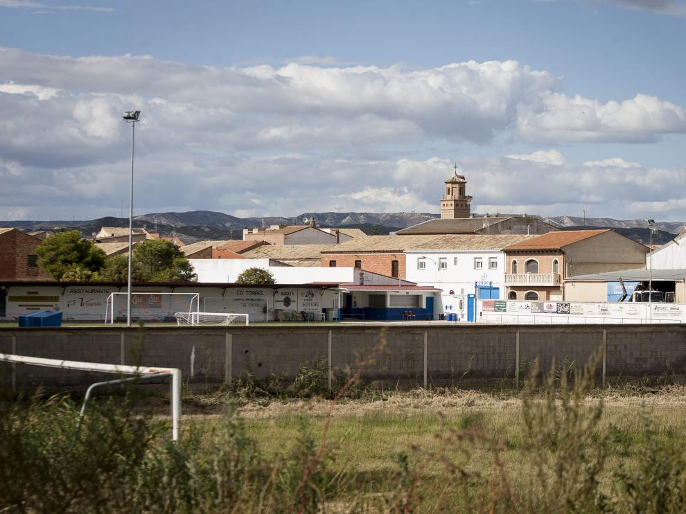 El robo se produjo en Torres de Berrellén.