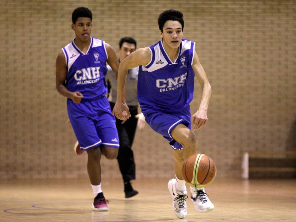 Baloncesto. Junior Masculino- El Helios venció a domicilio al Stadium Casablanca