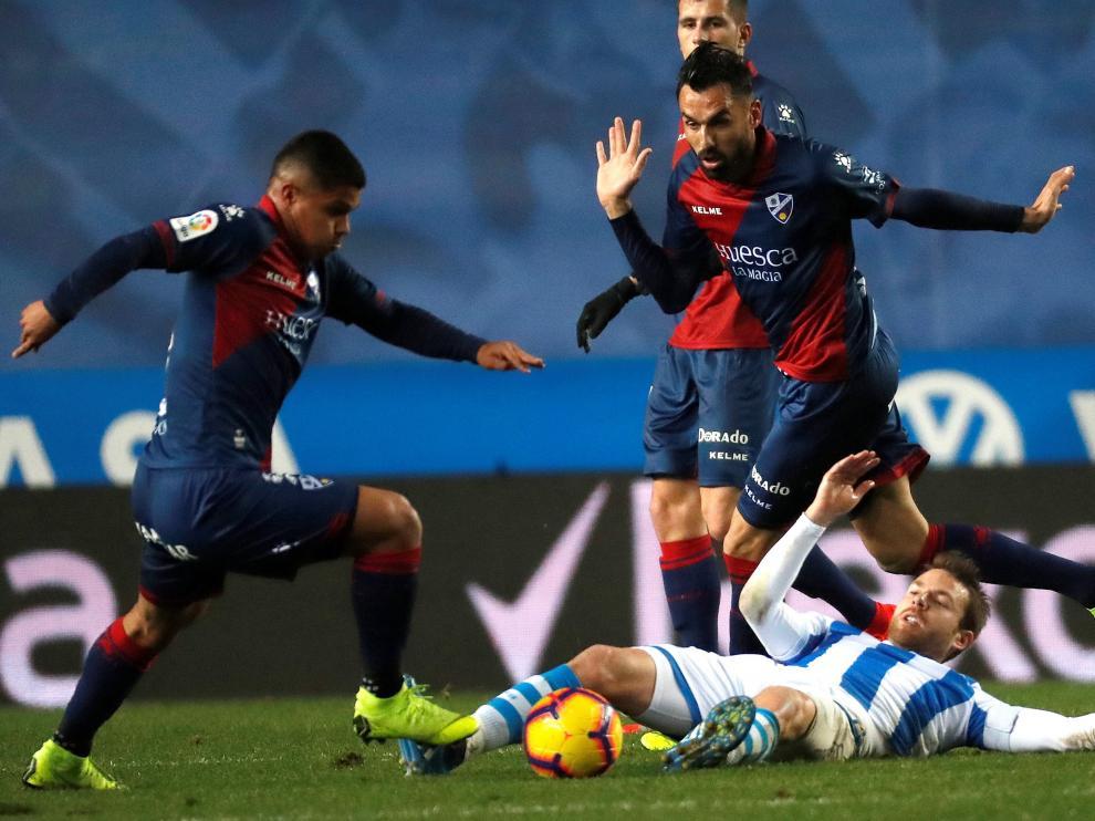 Real Sociedad - SD Huesca