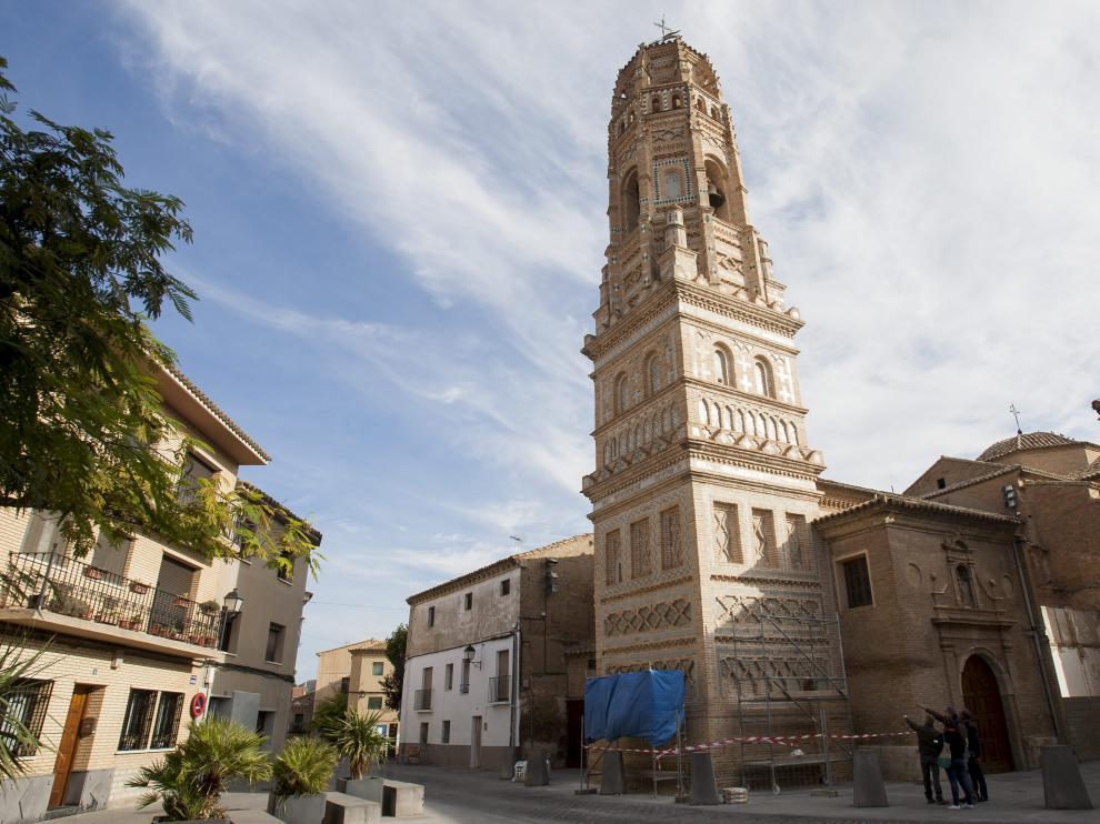 Torre mudéjar de Utebo