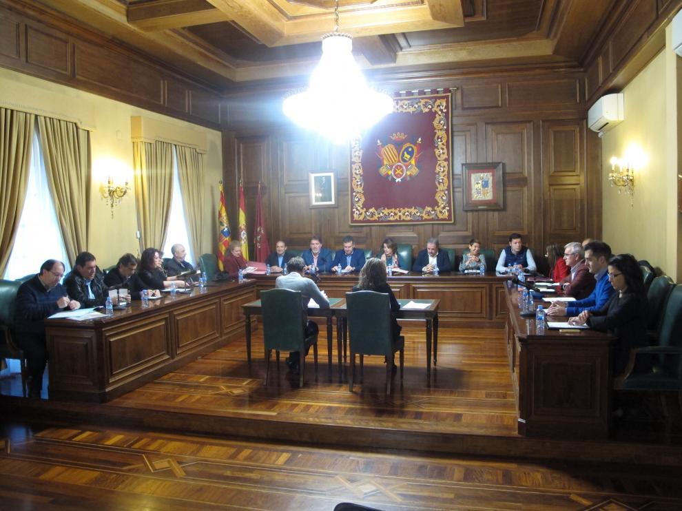Pleno municipal para la aprobación definitiva del presupuesto.
