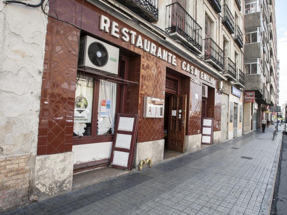 José Mari, de Casa Emilio, estará siempre en la lista de camareros inolvidables.