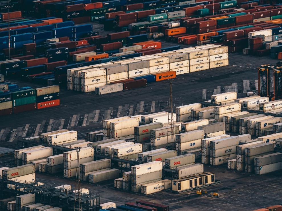 El sector de la logística es uno de los más aporta al PIB aragonés.