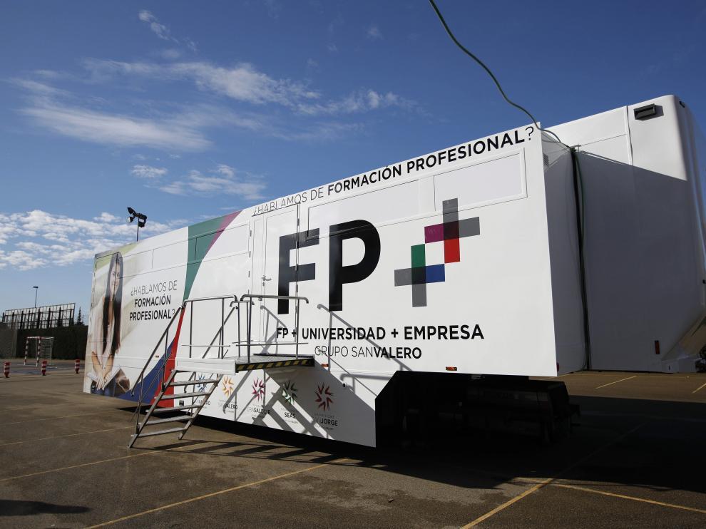 El trailer comenzará su andadura el próximo 11 de febrero en Tarazona