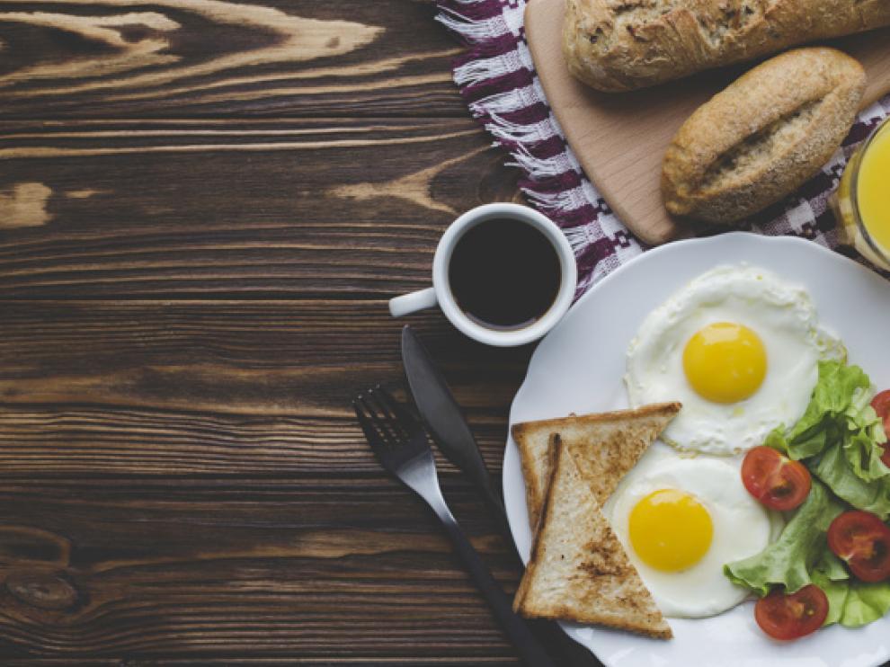 Los que optaron por no desayunar eran en promedio casi medio kilo más delgados que los otros.