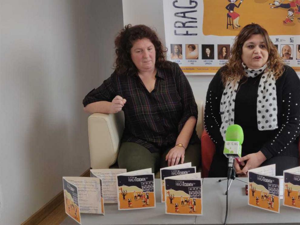 Gonzalo, Cabrera y Barrafón durante la presentación de la programación.