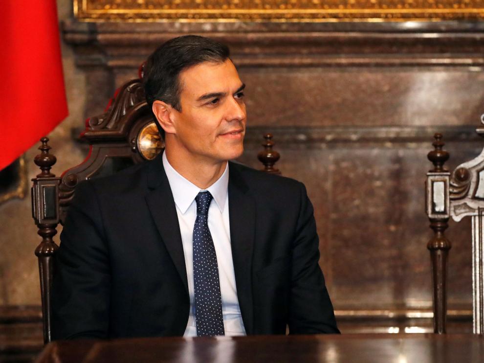 Foto de archivo de Pedro Sánchez