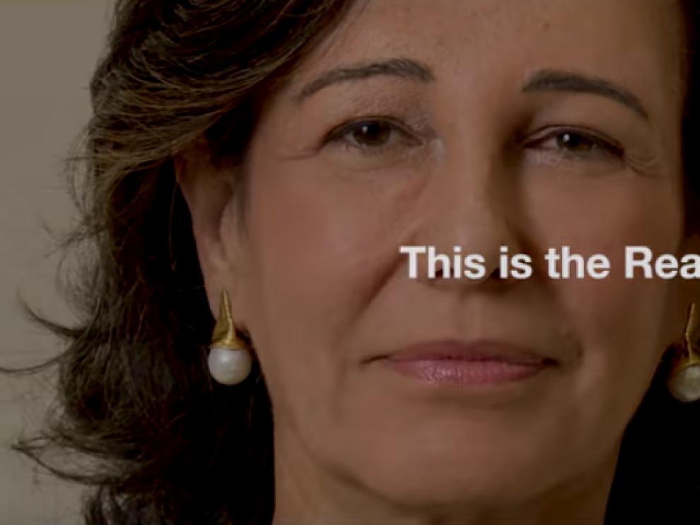 Ana Botín y Jesús Calleja se suman a la campaña #ThisIsTheRealSpain.