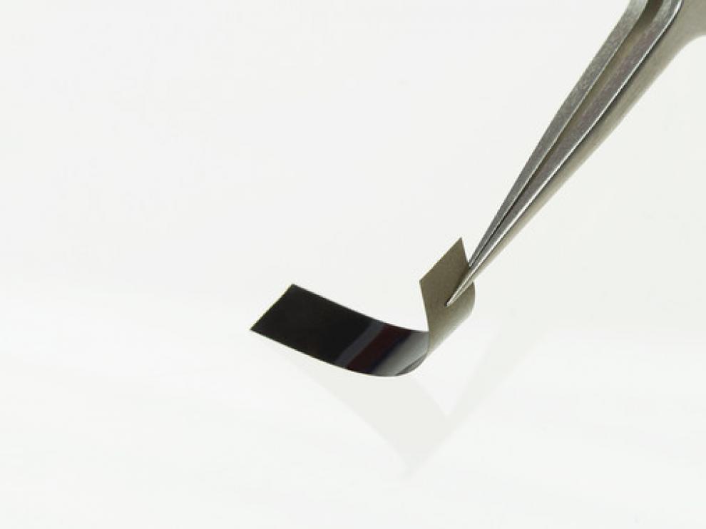 Papel flexible termoeléctrico de celulosa bacteriana y nanotubos de carbono