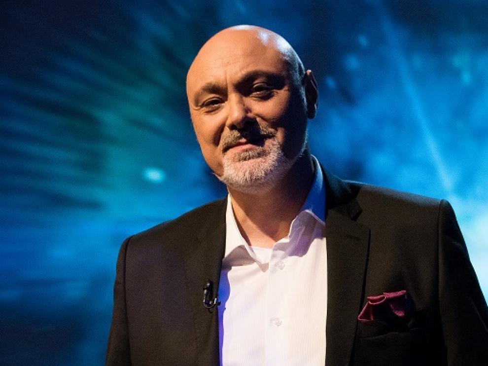 Gabriel Sopeña es el conductor del programa 'Canal Saturno'.