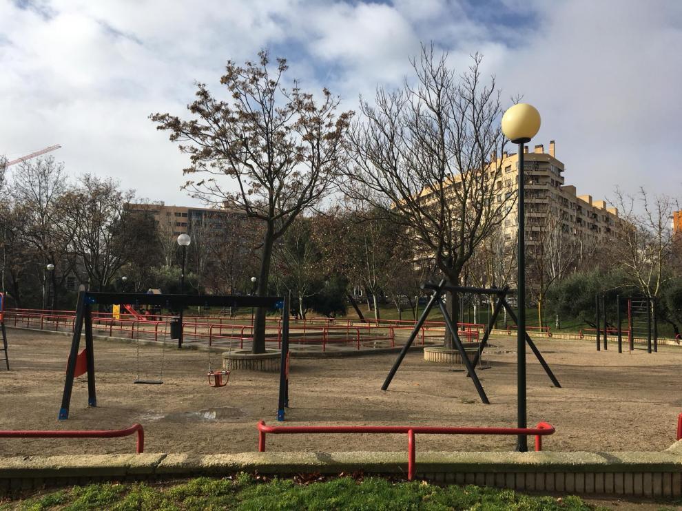 Parque Torre Ramona, en Las Fuentes