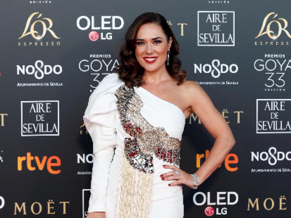 Alfombra roja de los Premios Goya 2019