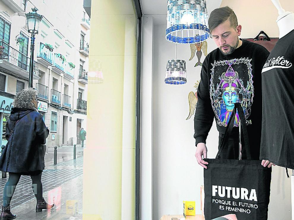 Tienda Suave Shop en Zaragoza