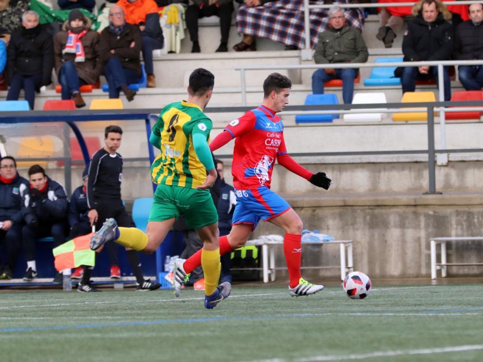 Fútbol. Tercera División- Tarazona vs. La Almunia.