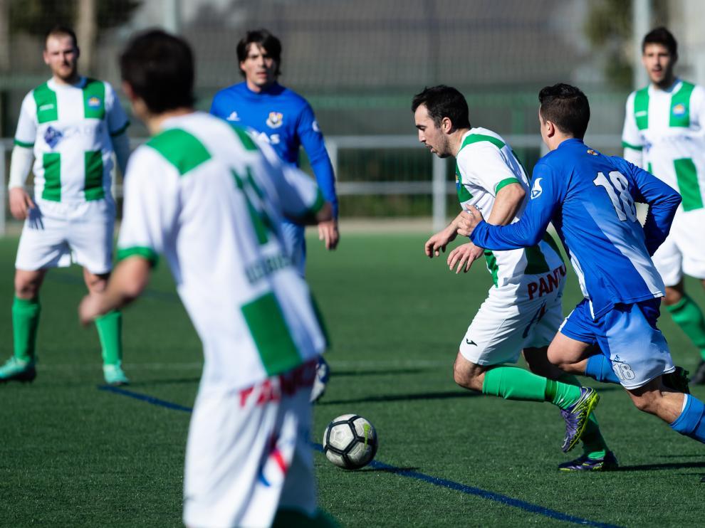 Fútbol. Regional Preferente- San José vs. Biescas.