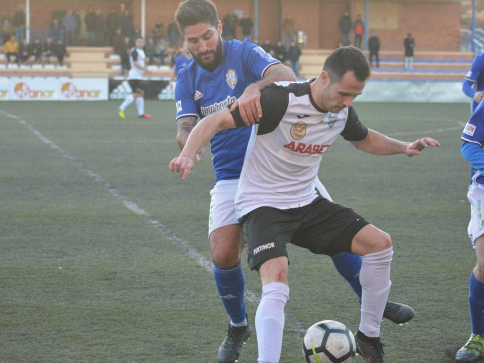 Fútbol. Regional Preferente- Caspe vs. Calatayud.