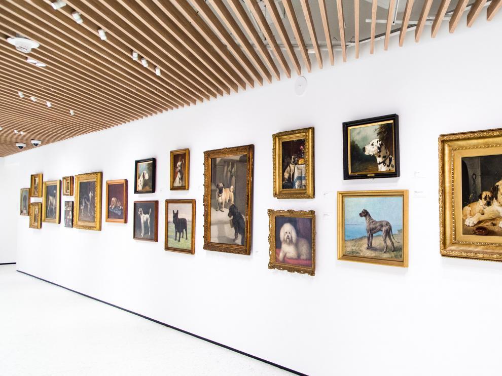 El Museo del Perro en Nueva York.