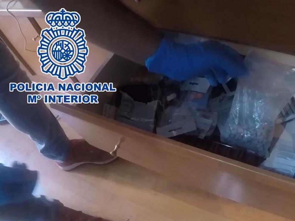 La colaboración ciudadana a través de internet, clave en la lucha contra el narcotráfico en Aragón