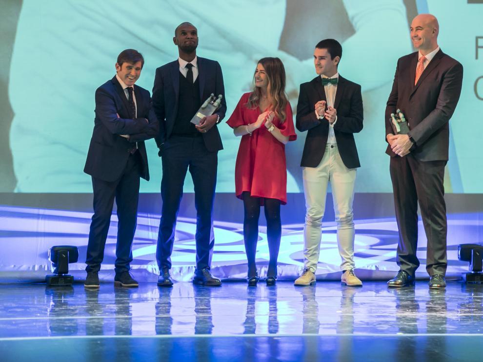 X Gala de Entrega de Premios Fundación Carlos Sanz