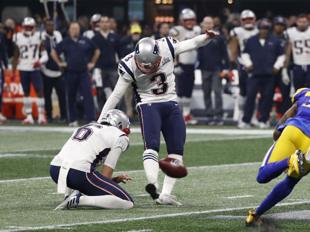 Partido de la Super Bowl y celebración de los Patriots