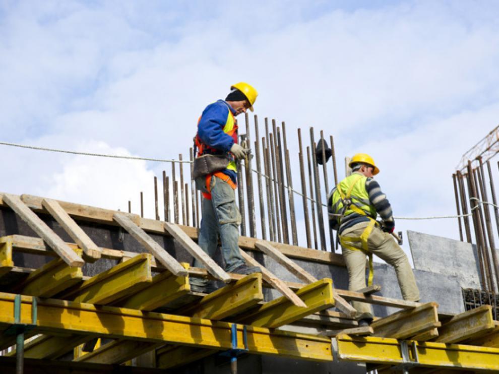 Los accidentes en la Construcción han aumentado un 18,56 por ciento