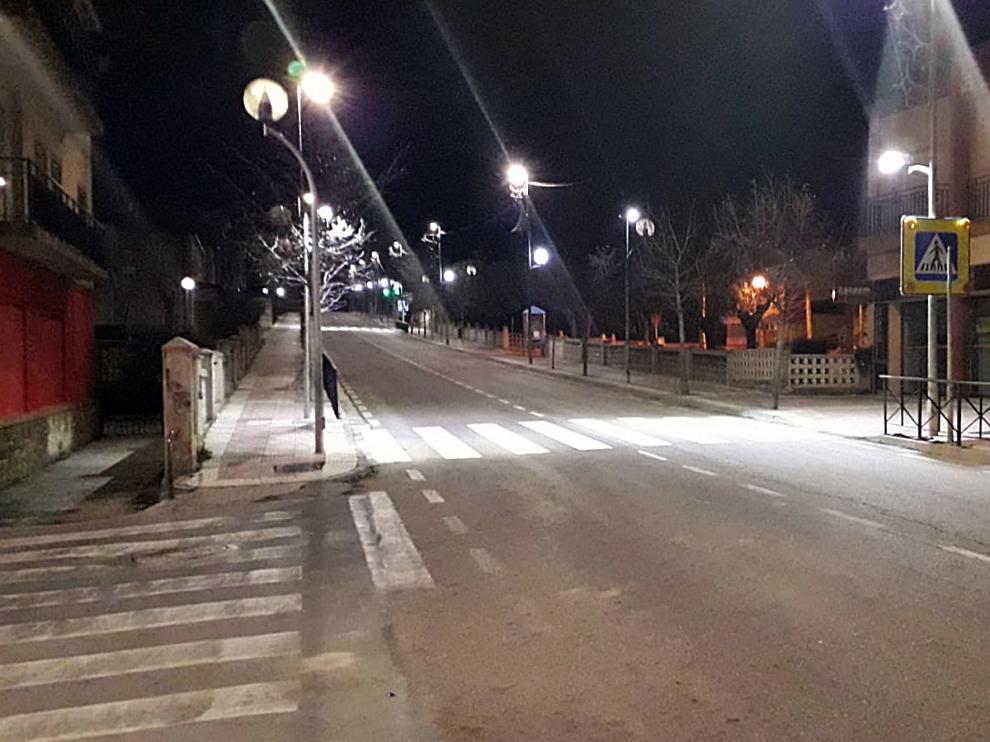 Utrillas sustituirá su alumbrado público por luces de LED.