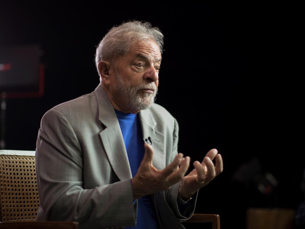 Luiz Inácio Lula da Silva, en una imagen de archivo.