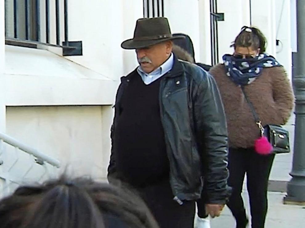 La familia de Bernardo Montoya declara por primera vez como testigos.