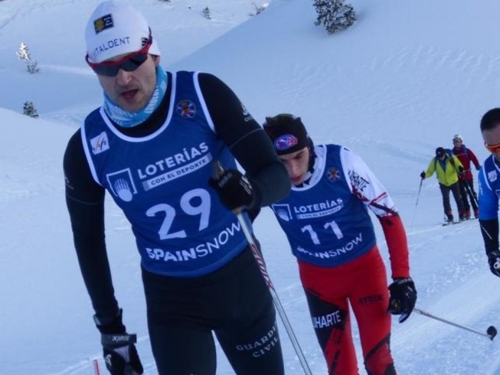 Candanchú acoge por segundo año la Copa de España de esquí de fondo.