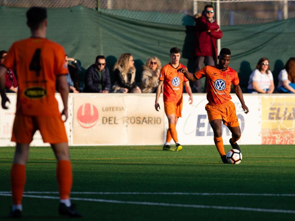 Fútbol. LN Juvenil- Juventud vs. Actur Pablo Iglesias.