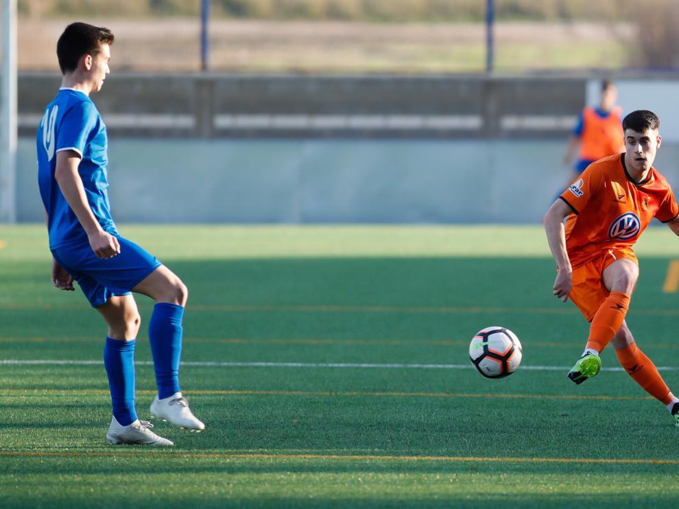 Fútbol. Liga Nacional Juvenil Juventud vs Actur.