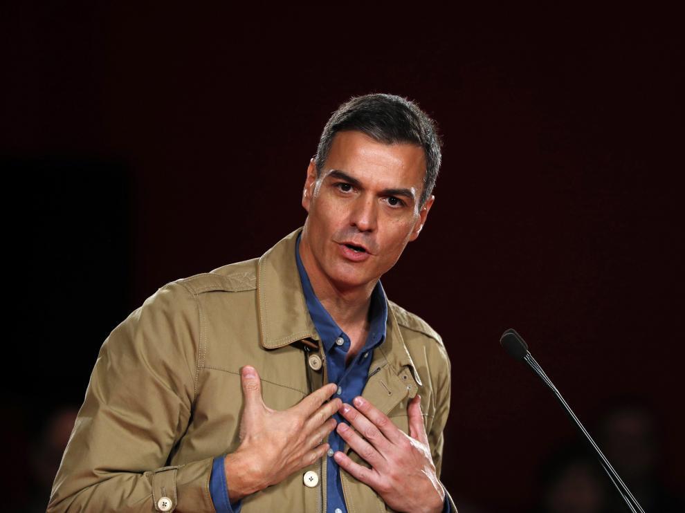 Pedro Sánchez, en imagen de archivo.
