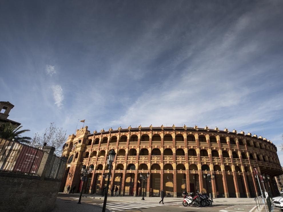 Plaza de toros de la Misericordia.