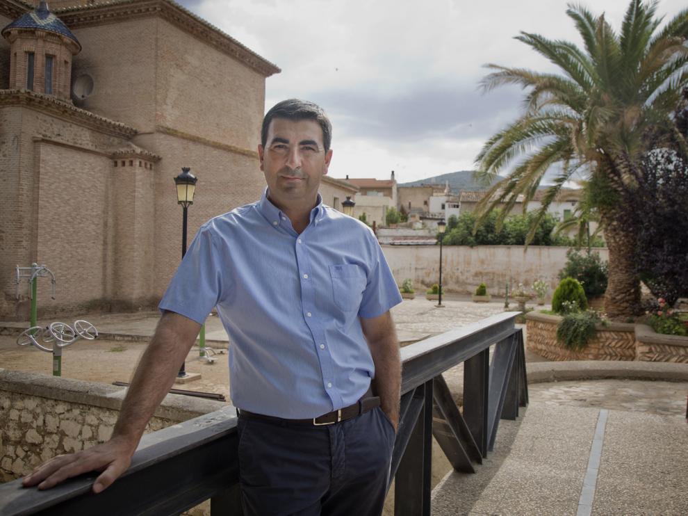 Óscar Lorente, alcalde de Cosuenda, tendrá que declarar a finales de febrero en el juzgado de Daroca.