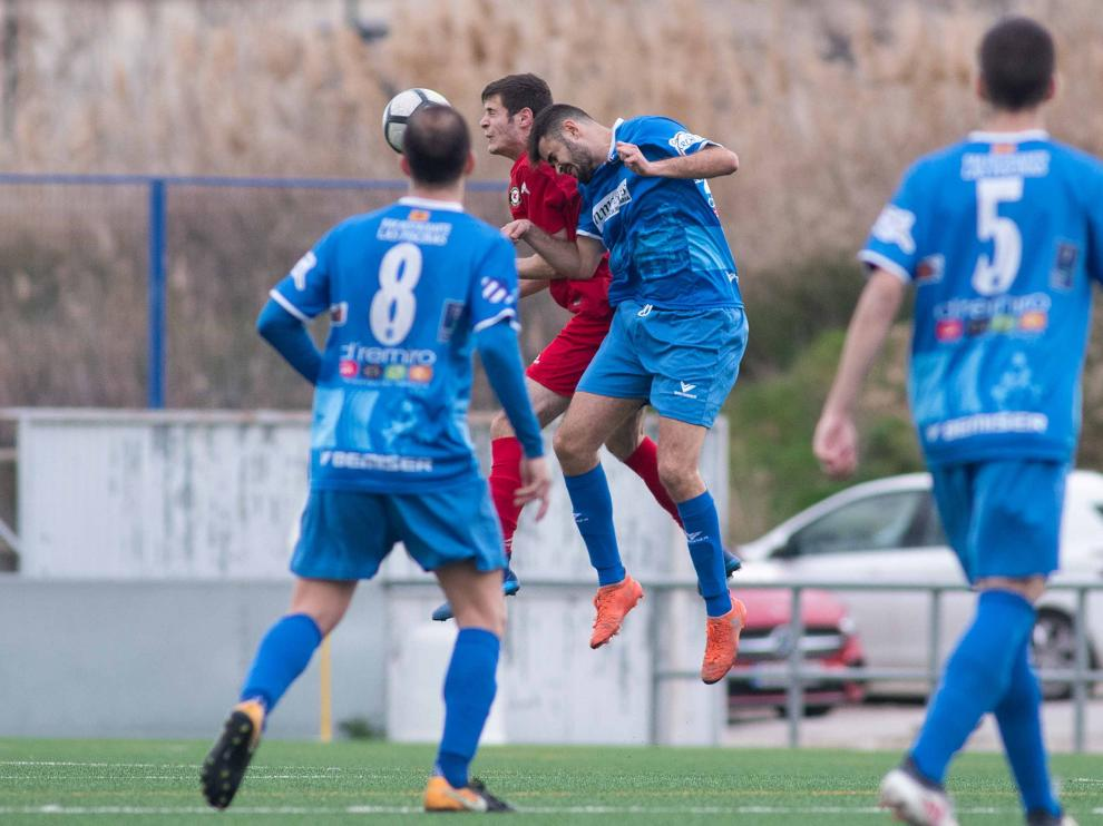 Fútbol. Regional Preferente- Zaragoza 2014 vs. Épila.