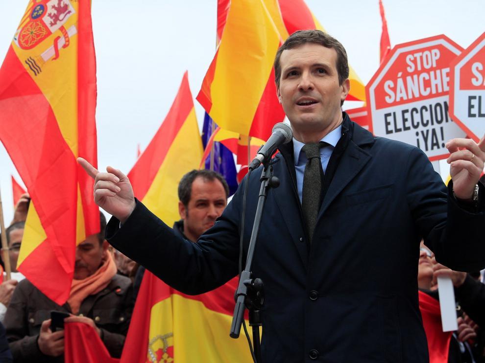El PP, con el 23,1%, empataría prácticamente con el PSOE que obtendría el 23,7% de los votos.