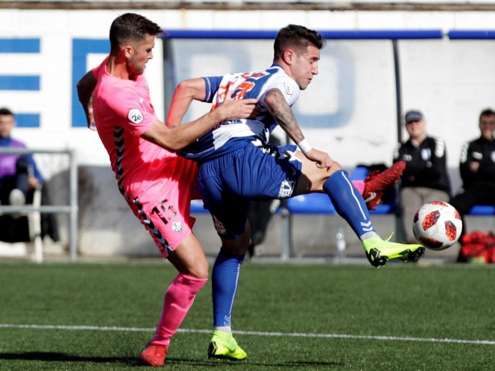Fútbol. Segunda B- Ebro vs. Castellón.