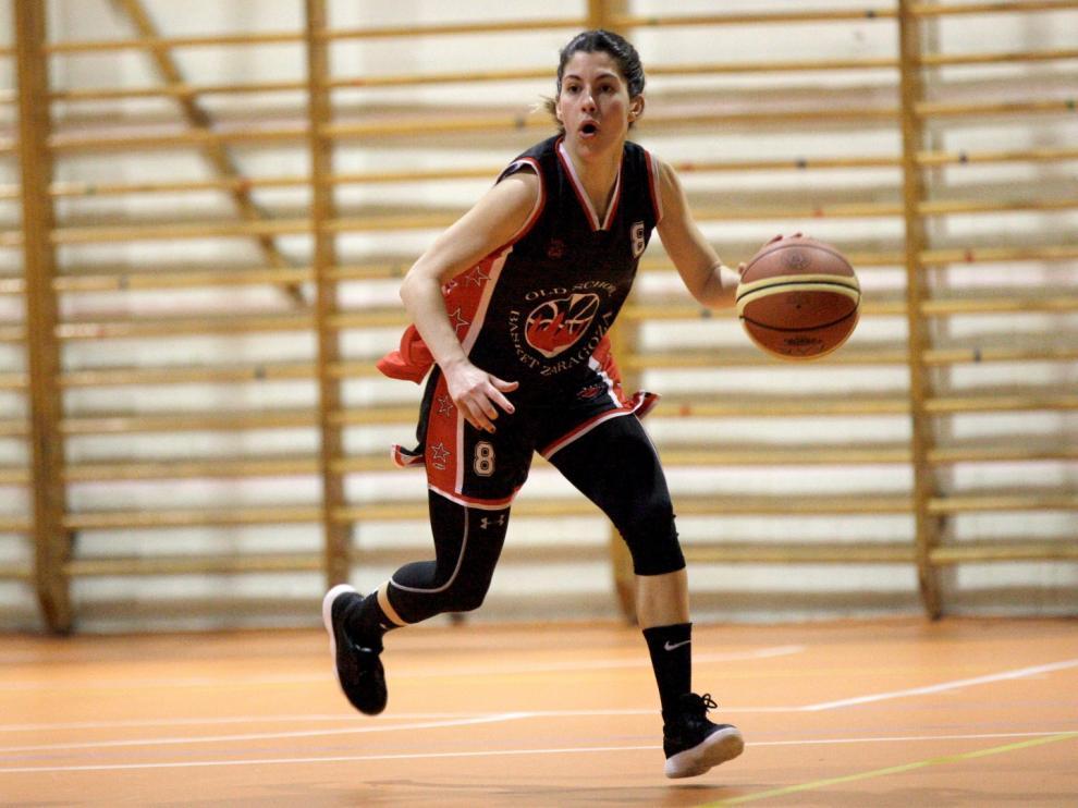 Baloncesto. Primera Femenina- El Old School venció al Basket Antiguo Boscos A