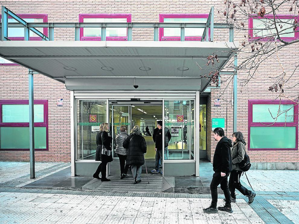 El centro de salud de Torrero ha asumido la atención de los nuevos vecinos de Parque Venecia.