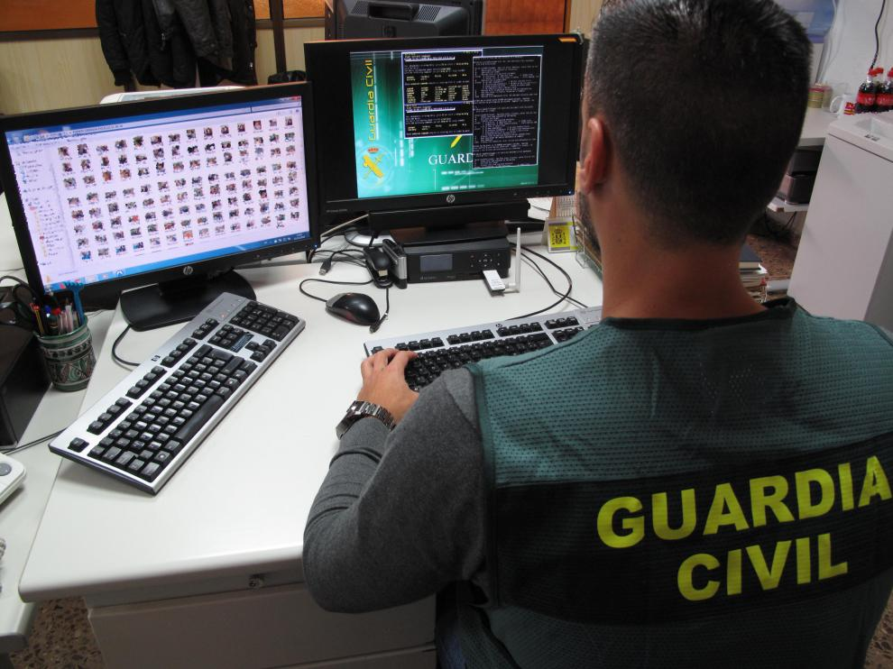 La Guardia Civil investiga el caso.
