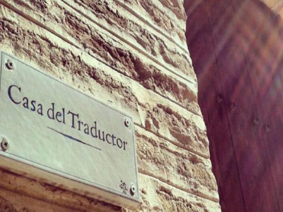 Casa del Traductor de Tarazona.