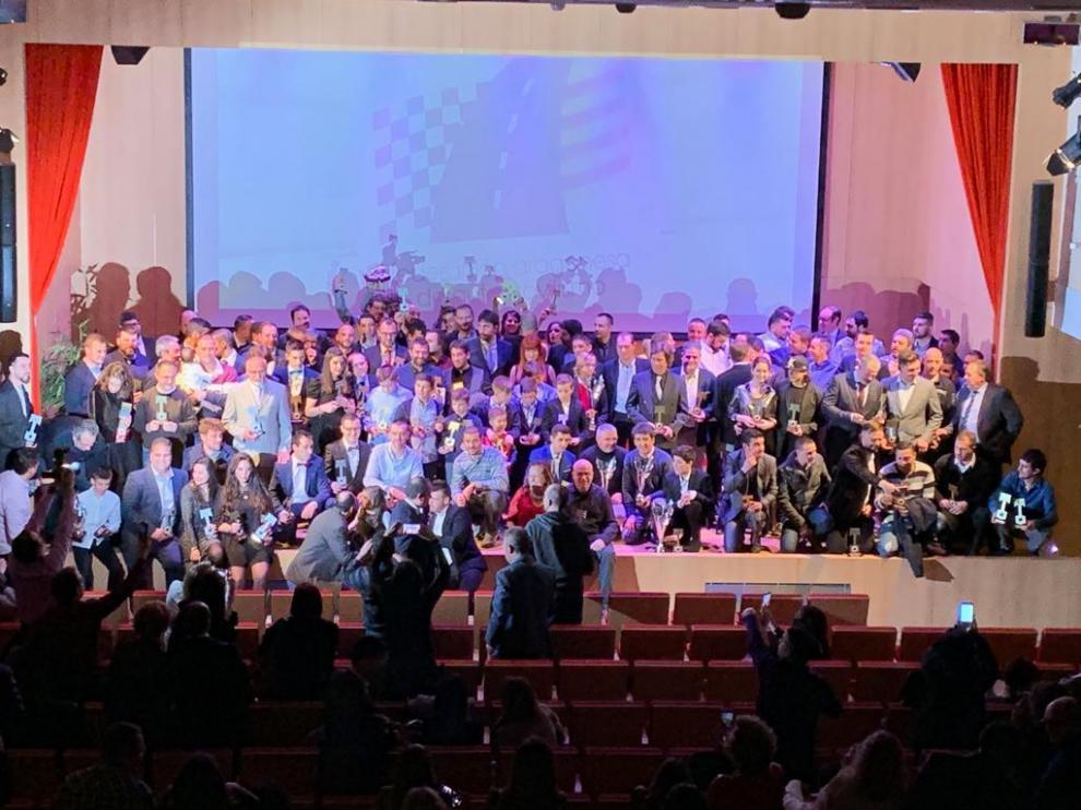 Gala de Campeones de FADA.