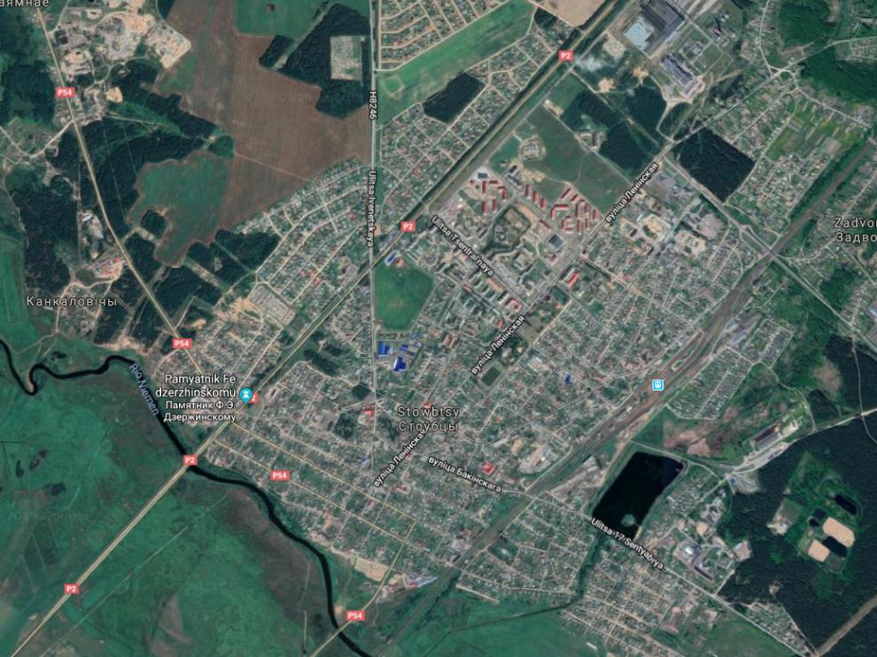 Los hechos se produjeron a primera hora de la mañana en la escuela Nº 2 de la ciudad de Stolbtsy, de poco más de 15.000 habitantes.