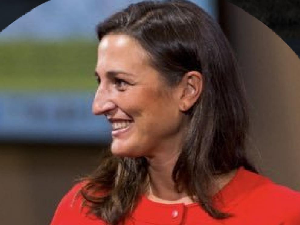 Maria Teixidor, nueva secretaria de la junta directiva del FC Barcelona.