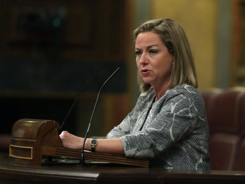 La diputada de Coalición Canarias, Ana Oramas.