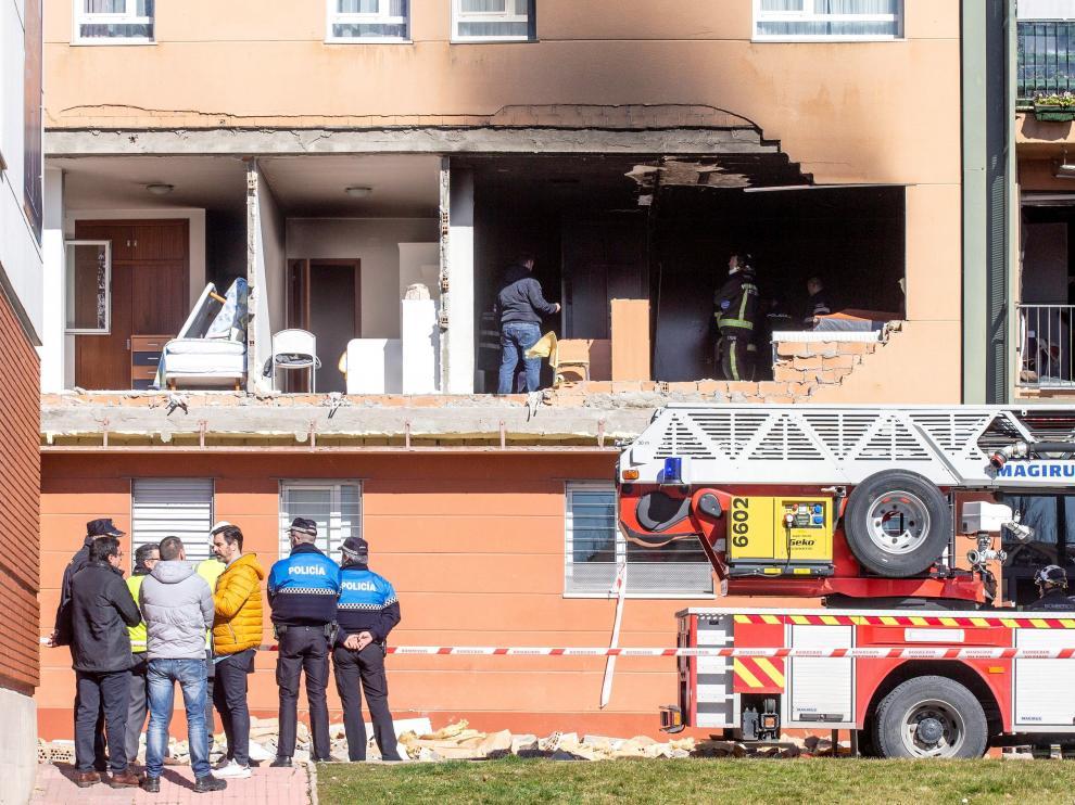Las investigaciones apuntan a que la explosión habría sido accidental.