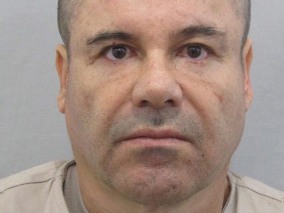 Una imagen de archivo del Chapo García Guzmán.