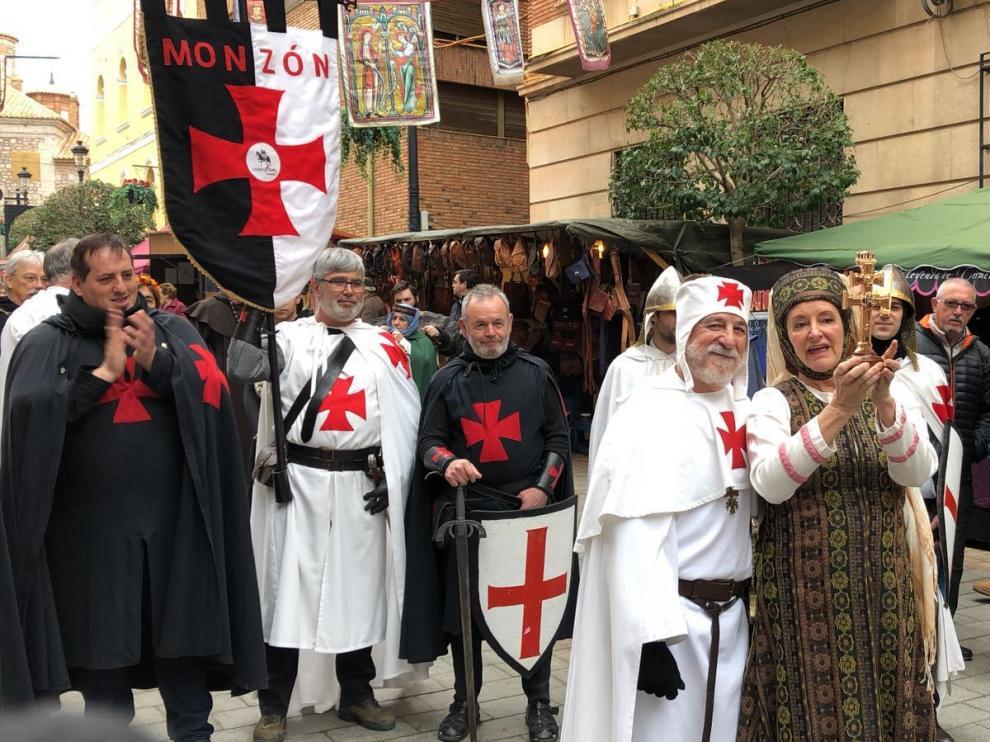 Será el quinto año que una delegación de Monzón participe en los actos de las Bodas de Isabel