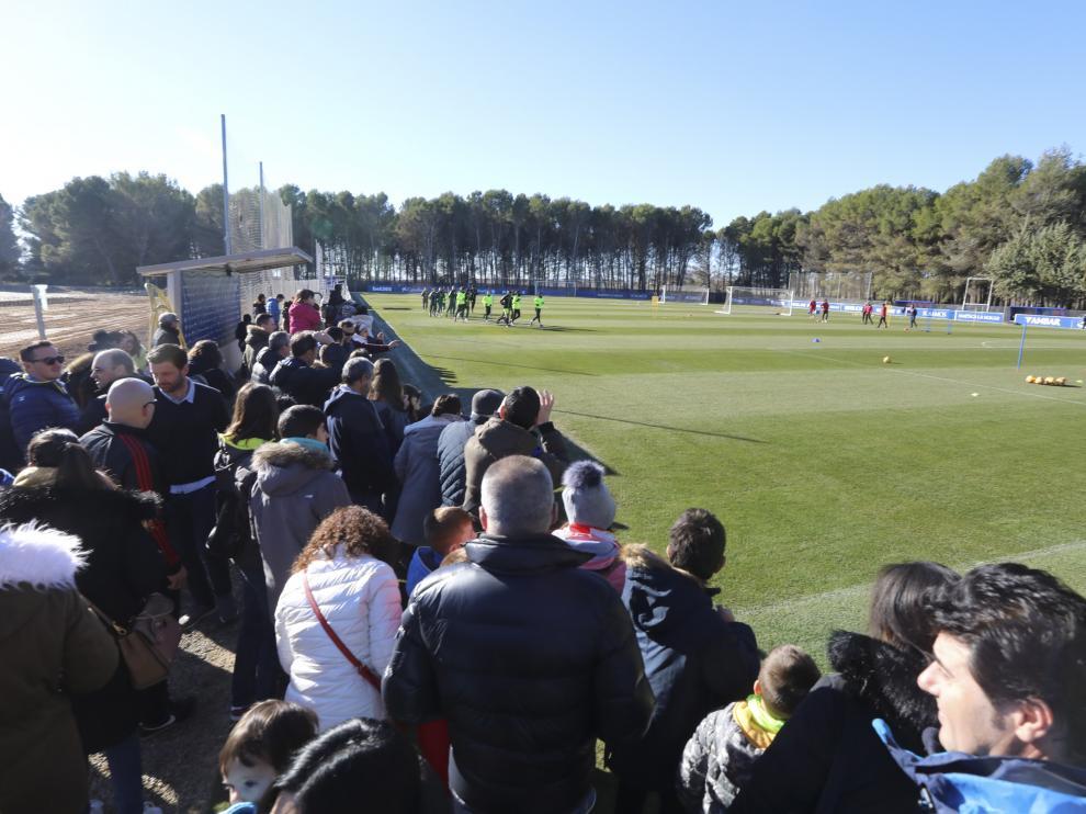 El centro de ubicará en las instalaciones que ya utiliza la SD Huesca en el IES Pirámide.
